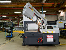 HYDMECH M-16A Automatic Scissor Style Bandsaw - picture5' - Click to enlarge