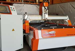 2in1 Panther 1325  CNC Plasma Table with Router head Function