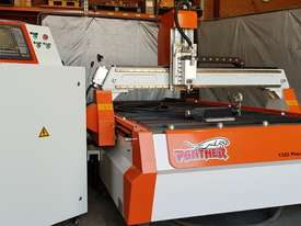 2in1 Panther 1325  CNC Plasma Table with Router head Function - picture0' - Click to enlarge