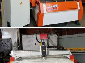 2in1 Panther 1325  CNC Plasma Table with Router head Function - picture3' - Click to enlarge