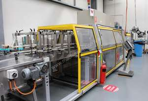 Shrink Wrap Machine and Heat Tunnel