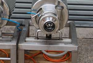 Fallsdell Machinery Centrifugal Pump