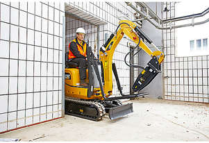 CATERPILLAR 300.9D MINI HYDRAULIC EXCAVATOR