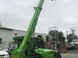 Merlo P27.6 Telehandler with Man Basket - picture2' - Click to enlarge