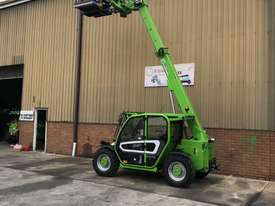 Merlo P27.6 Telehandler with Man Basket - picture8' - Click to enlarge
