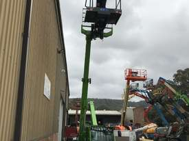 Merlo P27.6 Telehandler with Man Basket - picture9' - Click to enlarge