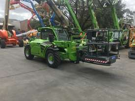 Merlo P27.6 Telehandler with Man Basket - picture10' - Click to enlarge