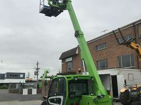 Merlo P27.6 Telehandler with Man Basket - picture12' - Click to enlarge