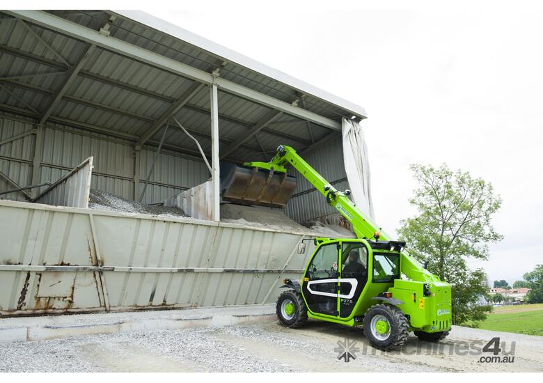 Merlo P27.6 Telehandler with Man Basket
