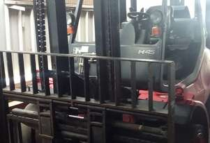 Linde LPG Forklift 4.5 Ton 3750mm Lift Height
