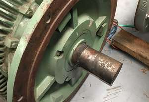 110 kw 12 pole 415 volt Foot Flange POPE AC Electric Motor
