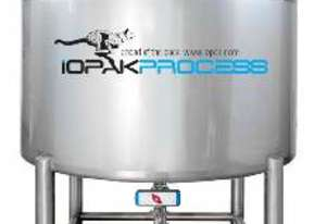 Jacketed 2000L Cooker Kettle (Scrape Sided) 316