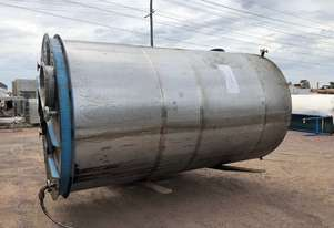 STAINLESS ASSOCIATES SS Tank