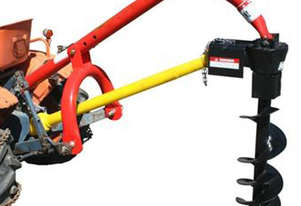 POST HOLE DIGGER 50HP PTO ROUND FRAME