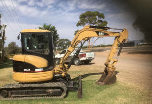 Caterpillar 305E Cr Tracked-Excav Excavator