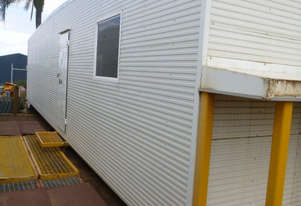 Stowers Industries Media Room Transportable Site Accomodation Buildings