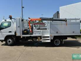 2006 MITSUBISHI CANTER 7/800 Service Vehicle Crane Truck  - picture1' - Click to enlarge