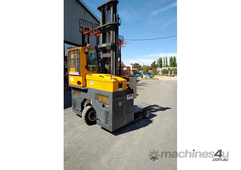 combilift multi directional HUBTEX