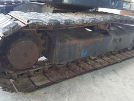 Used Yanmar VIO55-6B Open Cab Excavator, With Full Set of Buckets, Quick Hitch, Steel Tracks & Bolt  - picture4' - Click to enlarge