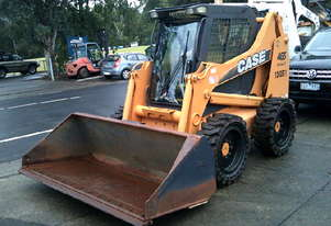 465 series 3 , 160 hrs , ex mines ,  ac cabin , solid tyres ,