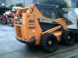 465 series 3 , 160 hrs , ex mines ,  ac cabin , solid tyres , - picture2' - Click to enlarge