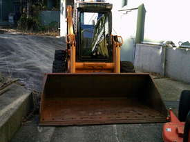 465 series 3 , 160 hrs , ex mines ,  ac cabin , solid tyres , - picture3' - Click to enlarge
