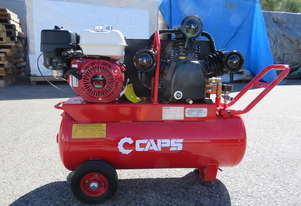 CAPS CP6570PH: 6.5hp 12.3cfm Reciprocating Piston Air Compressor with lifting hook