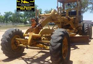 Caterpillar 21F Grader, 115PH, 12ft blade.  MS502