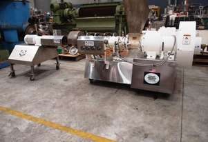 Food Extruder, EXTRU-TECH INC, Former