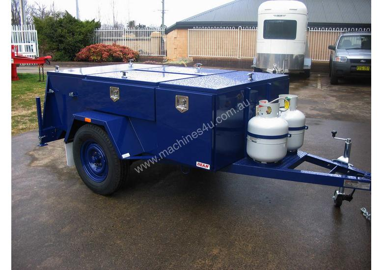 No.25 Emergency Catering Trailer