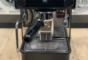 EXPOBAR OFFICE BLACK OR WHITE 1 GROUP BRAND NEW ESPRESSO COFFEE MACHINE