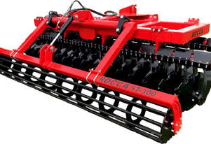 ROCCA ST-300 Heavy Duty SupaTill Tillage Disc Harrows Speed Discs For Sale