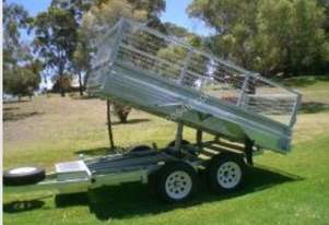 Tipping Trailer HT20 **12 month warranty**