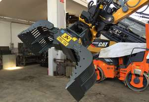 Sorting Grapple for excavator
