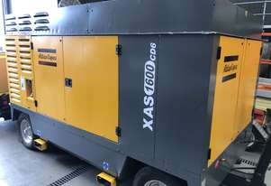 ATLAS COPCO 1600 CFM,10 BAR, 150 PSI, DIESEL AFTERCOOLED AIR COMPRESSOR
