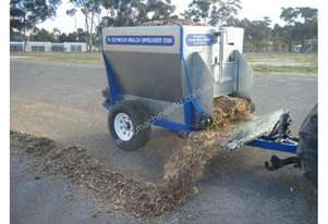 Seymour Rural Equipment Seymour 3200 Mulch Spreader