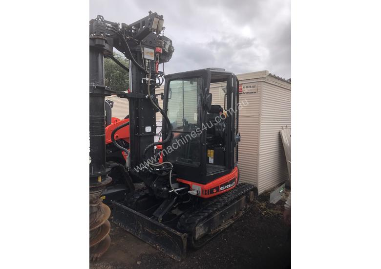 Used Geax XD8 Drilling Rig for Sale