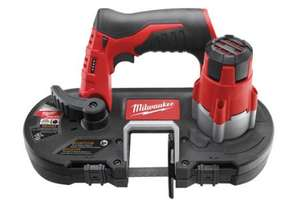 12V Bandsaw Bare (Tool Only) M12BS-0 by Milwaukee