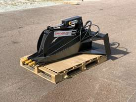 Ex-Show Skid Steer Stump Bucket Grapple - picture1' - Click to enlarge