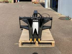Ex-Show Skid Steer Stump Bucket Grapple - picture2' - Click to enlarge