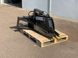 Ex-Show Skid Steer Stump Bucket Grapple - picture3' - Click to enlarge