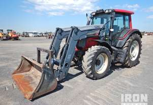 Valtra 2011   N101 MFWD Tractor