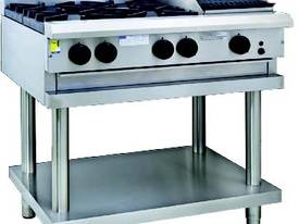 Cooktops - CS-4B3C and CS-8B