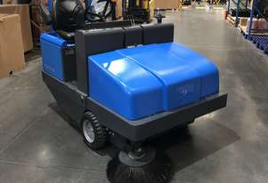 Conquest LPG Ride on Floor Sweeper