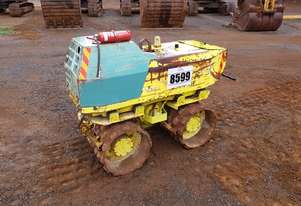2007 Rammax RW1504-HF Remote Control Trench Roller *CONDITIONS APPLY*