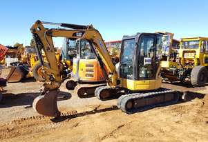 2007 Caterpillar 304C CR Excavator *CONDITIONS APPLY*