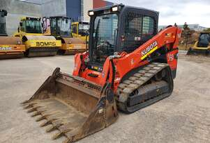 KUBOTA SVL75 WITH WIDE TRACKS AND LOW 512 HOURS