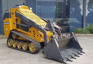 Commando AM302DT Mini Skid Steer Loader