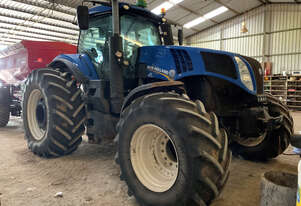 New Holland T8.380 FWA/4WD Tractor
