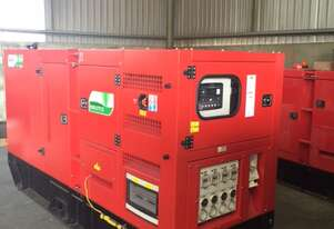 For Hire excellent long term rates available 100kVA Generator 100 KVA
